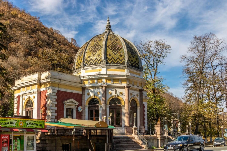 Stațiunea Băile Herculane din Caraș-Severin | PLANIADA